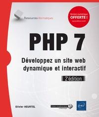 Olivier Heurtel - PHP 7 - Développez un site web dynamique et interactif.