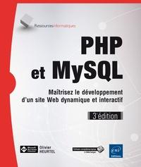 Deedr.fr Php et mySQL - Maitrisez le développement d'un site web dynamique et interactif Image