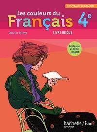 Pdf Gratuit Les Couleurs Du Francais 4e Livre Unique