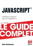 Olivier Hondermarck - JavaScript.