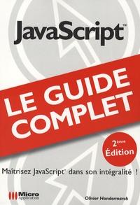 Javascript - Olivier Hondermarck | Showmesound.org
