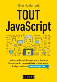 Livres électroniques gratuits à télécharger en format pdf Tout Javascript ePub iBook RTF (Litterature Francaise) 9782100779581