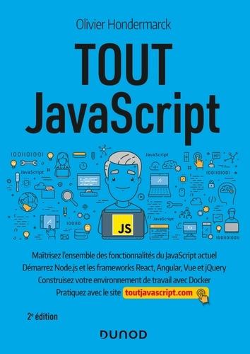 Tout JavaScript - Format ePub - 9782100818969 - 22,99 €