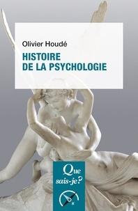 Olivier Houdé - Histoire de la psychologie.