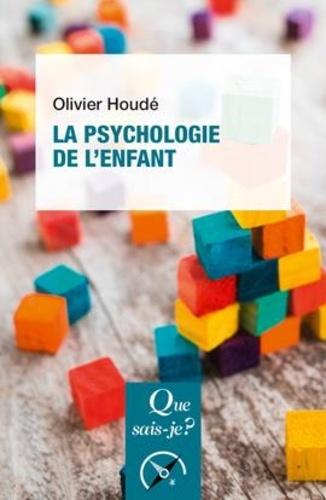 La psychologie de l'enfant 8e édition