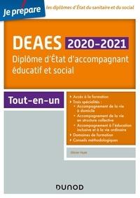 Olivier Huet - DEAES - Diplôme d'Etat d'accompagnant éducatif et social.