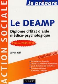 Olivier Huet - Le DEAMP - Diplôme d'Etat d'aide médico-psychologique.