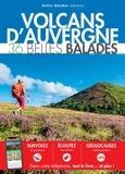 Olivier Huon et Jean-Luc Lefaure - Volcans d'Auvergne - 36 belles balades.