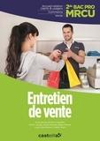 Olivier Januel et Lucas Sanz Ramos - Entretien de vente 2e Bac Pro MRCU.