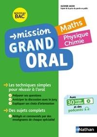 Olivier Jaoui et Nicolas Coppens - Maths, physique chimie Tle.