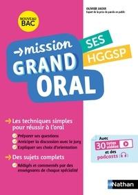 Olivier Jaoui et Nicolas Coppens - SES HGGSP Tle.