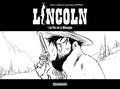 Olivier Jouvray et Jérôme Jouvray - Lincoln Tome 7 : Le Fou sur la Montagne - Edition spéciale noir et blanc.