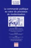Olivier Julienne - La commande publique au coeur du processus de modernisation.