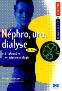 Olivier Kourilsky - Néphro, uro, dialyse.