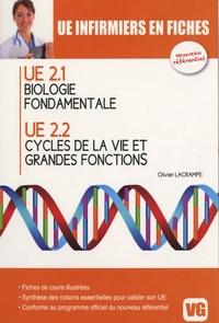 UE 2.1 : Biologie fondamentale - UE 2.2 : Cycles de la vie et grandes fonctions.pdf