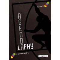 Olivier Lafay - Agenda Lafay 2012 - Le quotidien à 100 %.