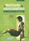 Olivier Lafay - Méthode de musculation - 110 exercices sans matériel.