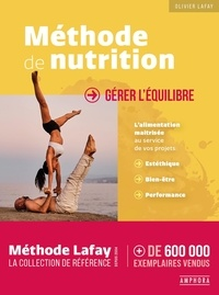 Olivier Lafay - Methode de nutrition.