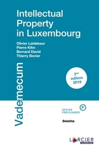 Olivier Laidebeur et Pierre Kihn - Intellectual Property in Luxembourg.