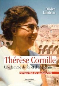 Histoiresdenlire.be Thérèse Cornille, fondatrice de Claire Amitié - Une femme de foi et d'engagement Image