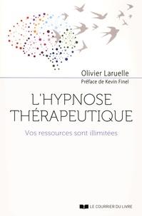 Histoiresdenlire.be L'hypnose thérapeutique - Vos ressources sont illimitées Image