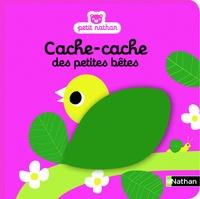 Olivier Latyk et Christel Denolle - Cache-cache des petites bêtes.