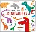 Olivier Latyk - Cherche et compte les dinosaures.