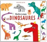 Cherche et compte les dinosaures