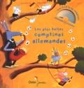 Olivier Latyk - Les plus belles comptines allemandes. 1 CD audio