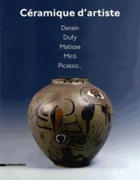 Céramique dartiste - Derain, Dufy, Matisse, Miro, Picasso....pdf