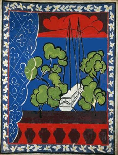Olivier Le Bihan et Paule Laudon - Tisser Matisse.
