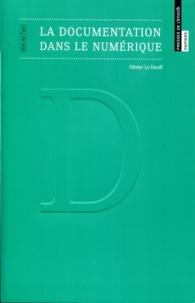 Olivier Le Deuff - La documentation dans le numérique.