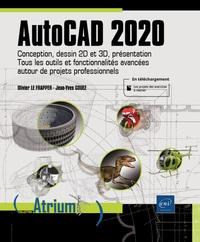 AutoCAD 2020 - Conception, dessin 2D et 3D, présentation. Tous les outils et fonctionnalités avancées autour de projets professionnels.pdf