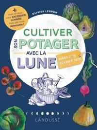 Cultiver son potager avec la Lune - Avec un calendrier lunaire mois par mois détachable!.pdf