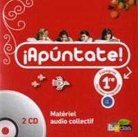 Olivier Ledoux et Christina Crevillén - Espagnol 1e - Programme 2011. 2 CD audio