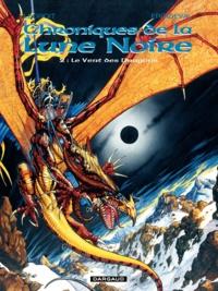Olivier Ledroit et François Froideval - Chroniques de la Lune Noire Tome 2 : Le Vent des Dragons.