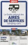 Olivier Lemaire - Le guide national des aires de services camping-cars.