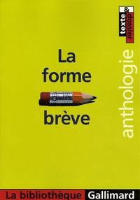 Olivier Leplâtre - La forme brève.