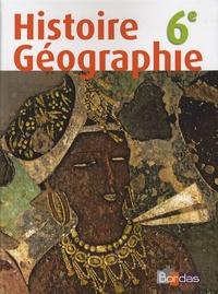Olivier Loubes et Jean-François Leborgne - Histoire Géographie 6e.