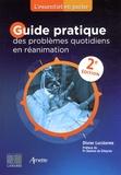 Olivier Lucidarme - Guide pratique des problèmes quotidiens en réanimation.