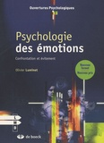 Olivier Luminet - Psychologie des émotions - Confrontation et évitement.