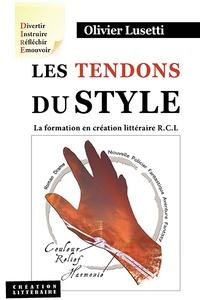Les tendons du style - La formation en création littéraire RCL.pdf