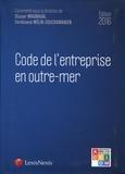 Olivier Magnaval et Ferdinand Mélin-Soucramanien - Code de l'entreprise en outre-mer.