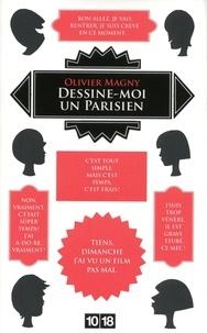 Olivier Magny - PDT VIRTUELX18  : Dessine-moi un Parisien - Version avec animations.