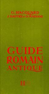 Téléchargements gratuits ebooks pour ordinateur Guide romain antique