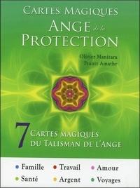 Olivier Manitara - Cartes magiques ange de la protection.