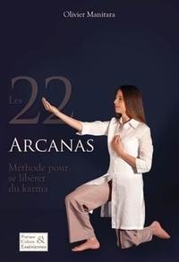 Olivier Manitara - Les 22 arcanas.