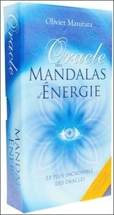 Olivier Manitara - Oracle des mandalas d'énergie - Le plus incroyable des oracles.