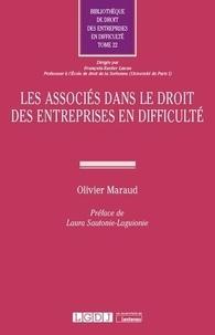 Olivier Maraud - Les associés dans le droit des entreprises en difficulté.