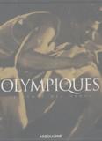 Olivier Margot - Olympiques - Le temps des héros.